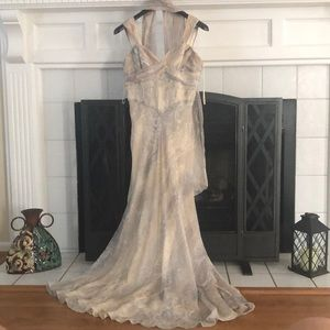 Beautiful Badgley Mischa Evening Dress